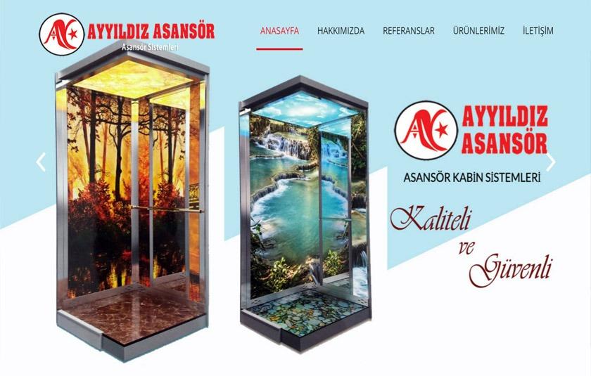 Ayyıldız Asansör – www.ankaraayyildizasansor.com